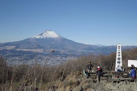 富士山金時171214
