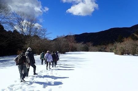 雪景色VC周辺180126