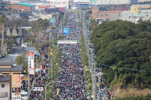 2018菜の花マラソン