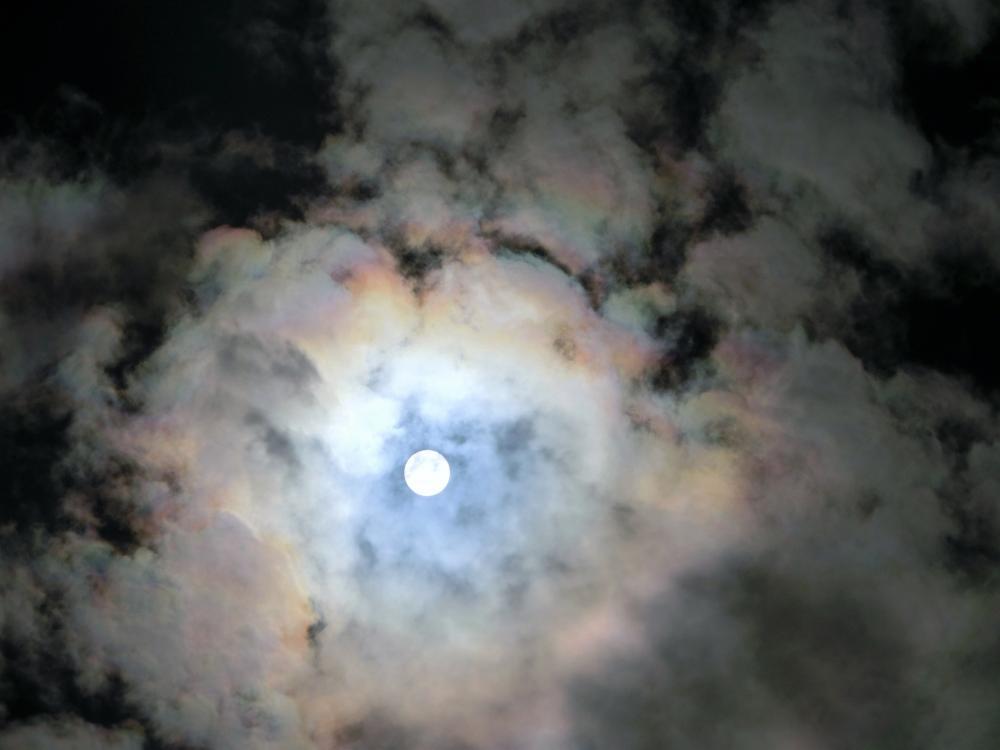 2015/05/10 (太陽と彩雲)