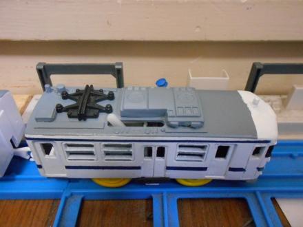 改造プラレール 717系900番台 を作ろう。