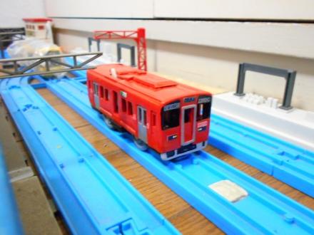 改造プラレール キハ220-1102(熊本仕様)