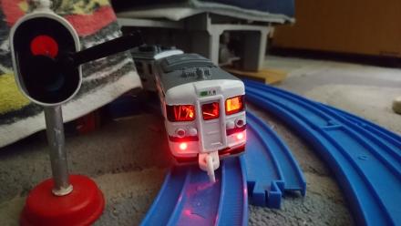 717系に電装