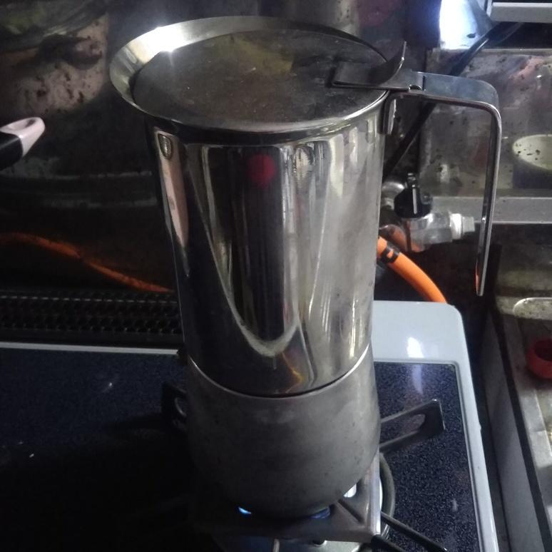 Espresso maker 20180218