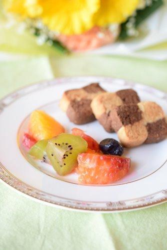 180130 フルーツマリネ クッキー