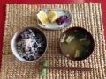 生姜ひじきご飯