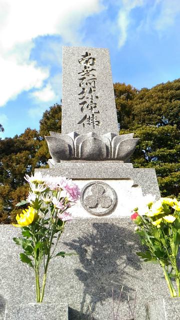 20180107 墓参り1