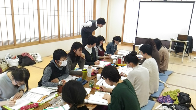 20180120 金沢2期 10回目講座