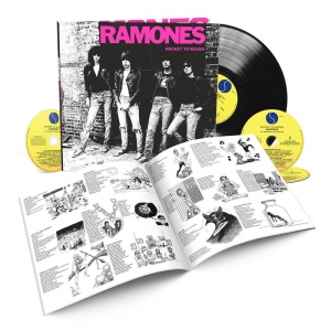 "RAMONES""Rocket To Russia"