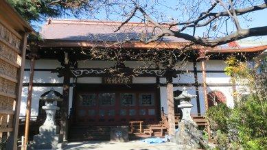本行寺・本堂