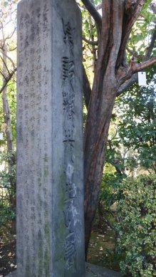 養福寺・自堕落先生の墓か