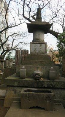 仙寿院・お万の方墓