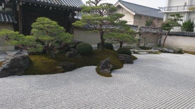 観智院・庭
