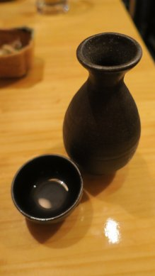 日本酒一合