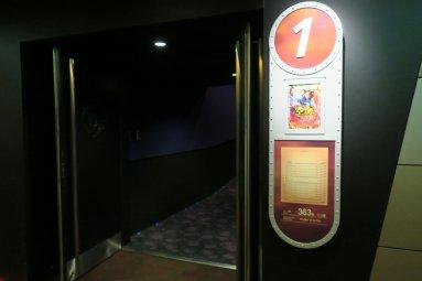 小劇場改札口