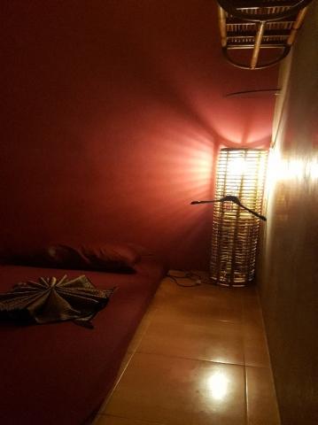 オイルマッサージのお部屋
