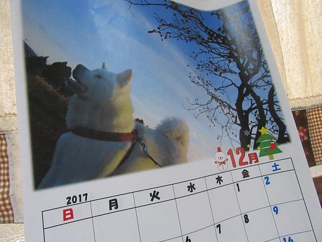 大福カレンダー