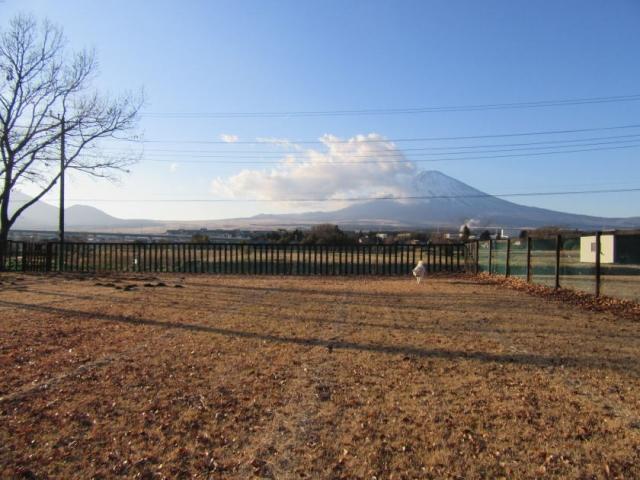 きっと2017'富士山見納め