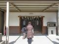 名駅Gゲート途中の神社2