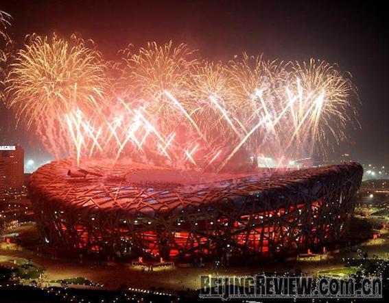 北京オリンピック 写真