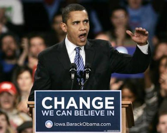 バラク オバマ 選挙