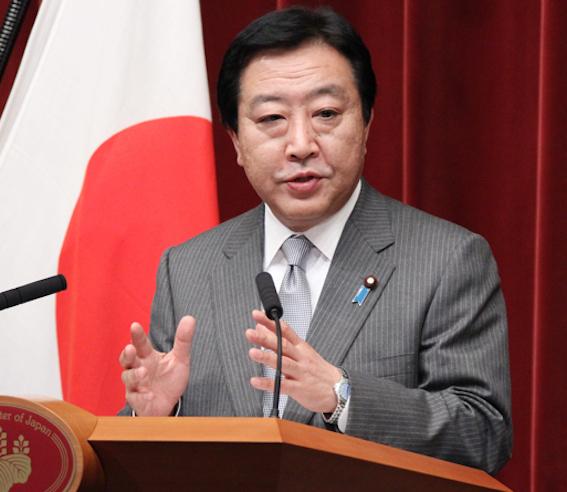 野田首相 写真