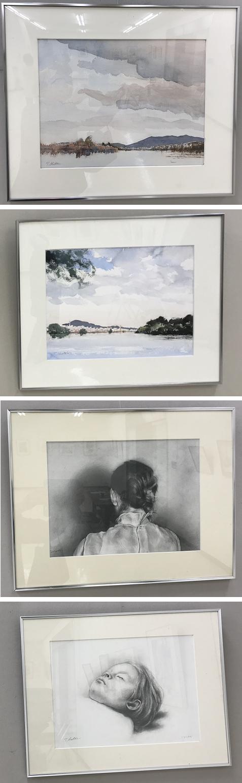 20180119水彩画展6