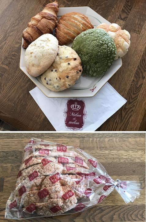 20180125メロンパン 1