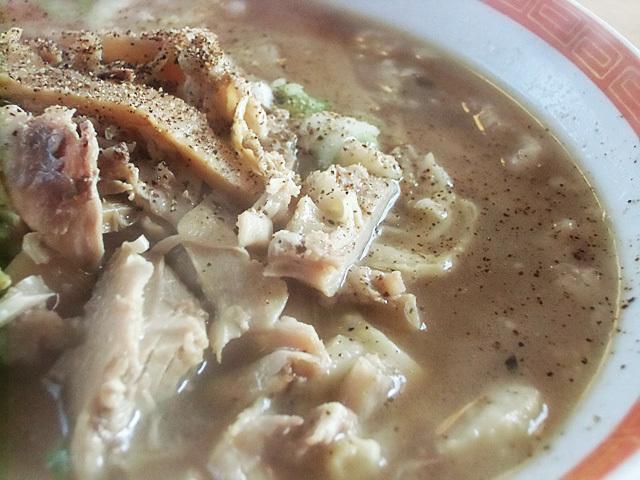 こってりスープ