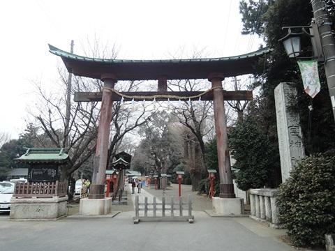 鷲宮神社①