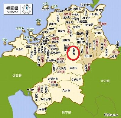 福岡地図 - コピー