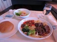 台北からバンコクの食事