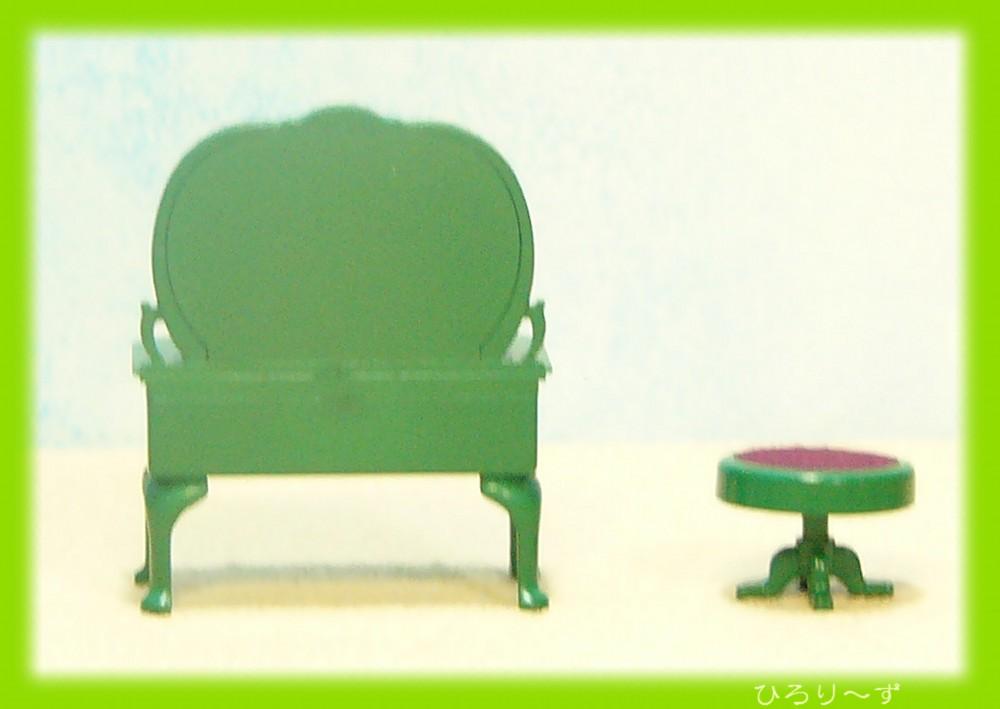 オネット ドレッシング テーブル & スツール 10