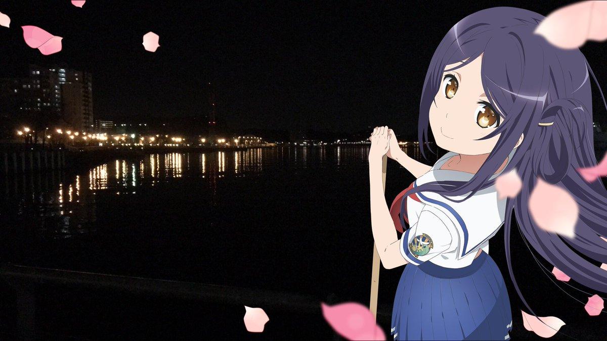 夜の横須賀
