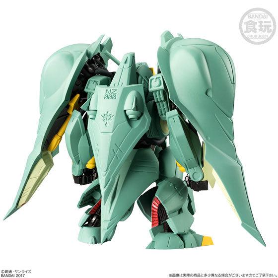 FW GUNDAM CONVERGE EX20 クィン・マンサGOODS-00184563_02