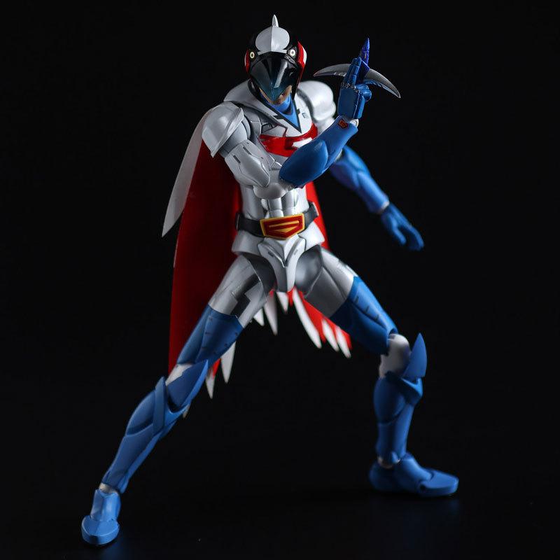 タツノコヒーローズ ファイティングギア Infini-T Force ガッチャマンFIGURE-033992_03