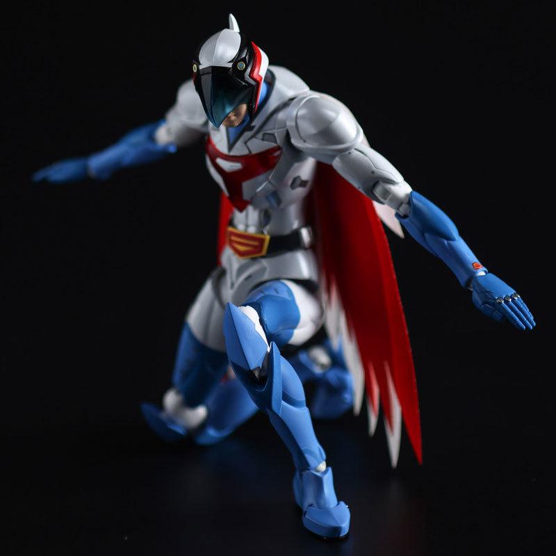 タツノコヒーローズ ファイティングギア Infini-T Force ガッチャマンFIGURE-033992_04