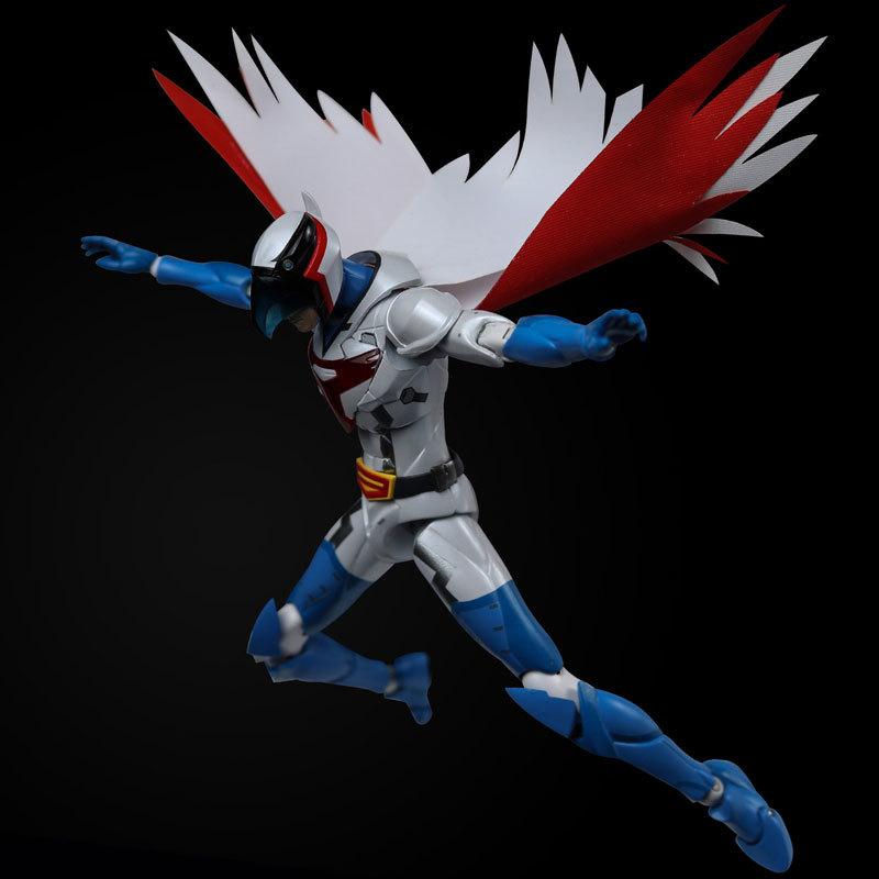 タツノコヒーローズ ファイティングギア Infini-T Force ガッチャマンFIGURE-033992_05