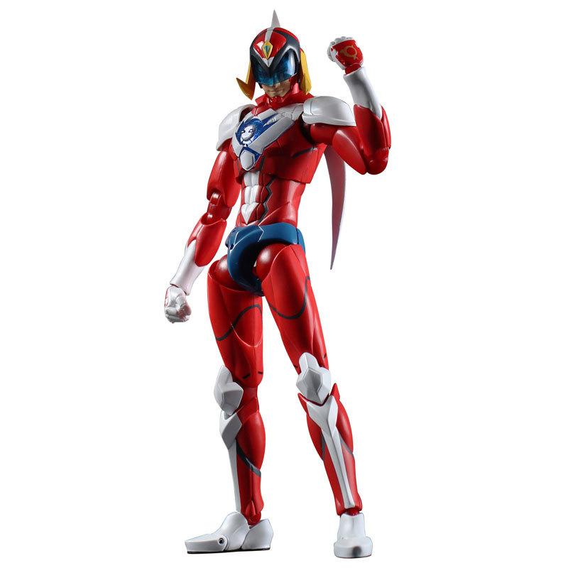 タツノコヒーローズ ファイティングギア Infini-T Force ポリマー FIGURE-033991_01