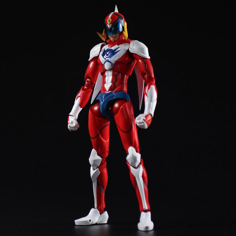 タツノコヒーローズ ファイティングギア Infini-T Force ポリマー FIGURE-033991_02