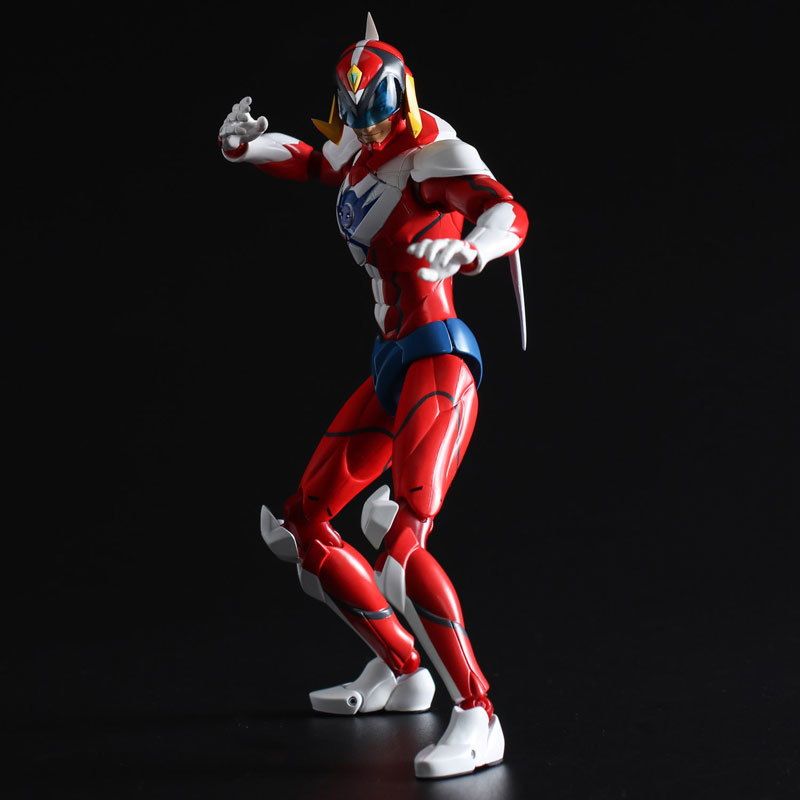 タツノコヒーローズ ファイティングギア Infini-T Force ポリマー FIGURE-033991_03