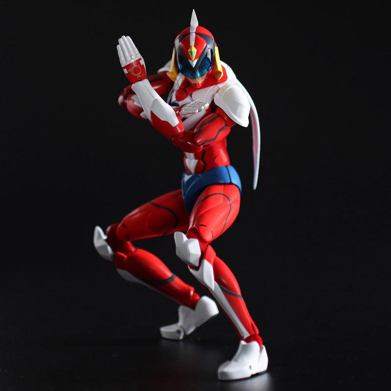 タツノコヒーローズ ファイティングギア Infini-T Force ポリマー FIGURE-033991_04