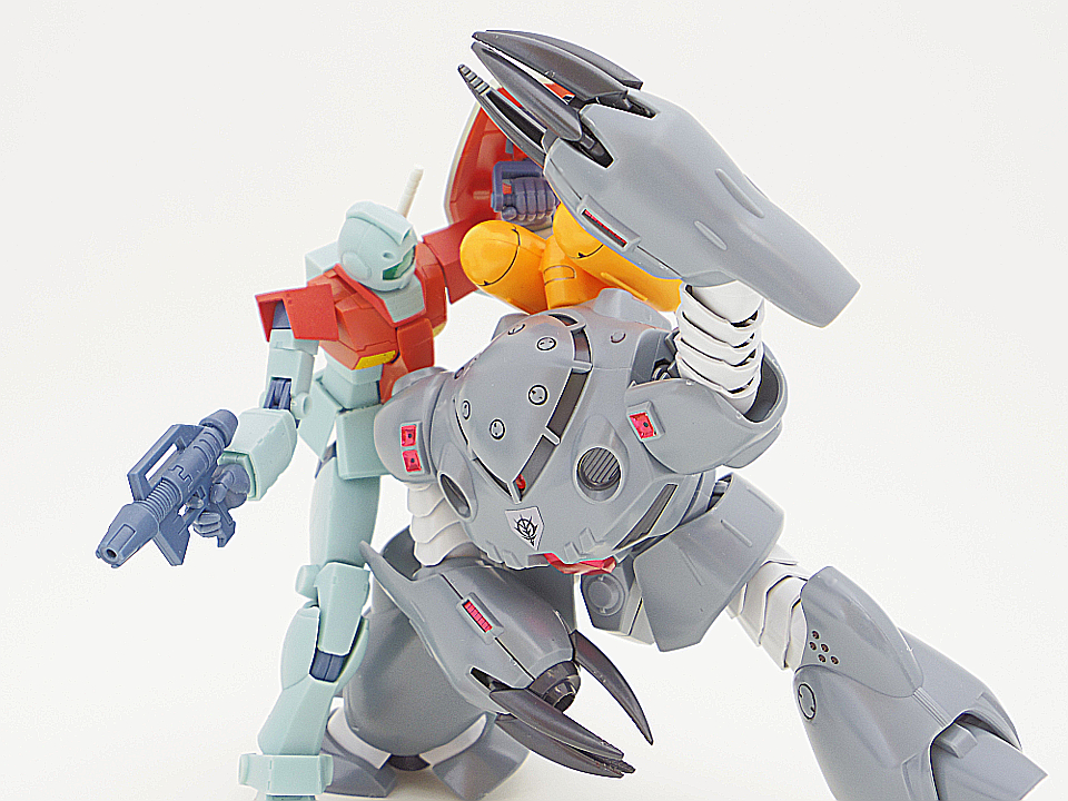 HGUC ズゴックE56