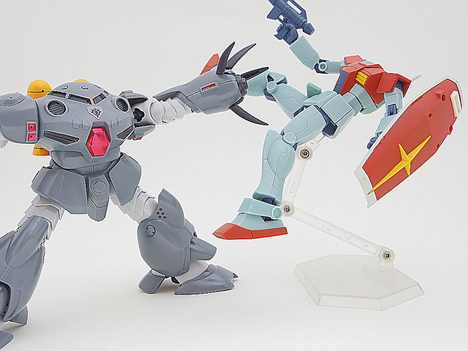 HGUC ズゴックE61