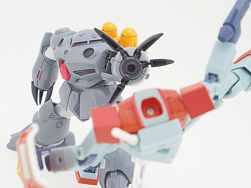 HGUC ズゴックE62