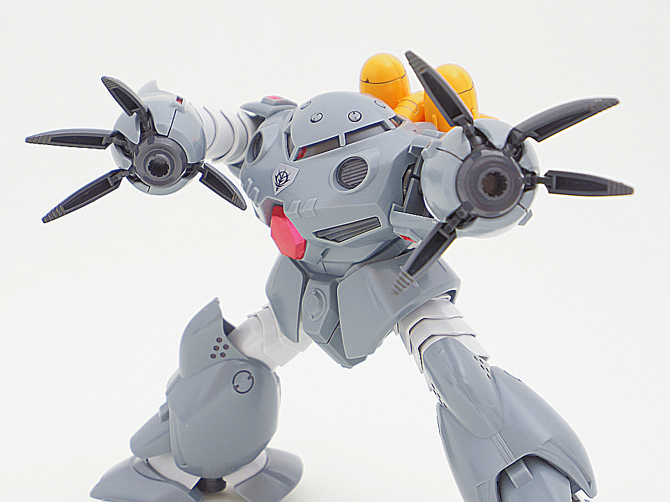 HGUC ズゴックE63