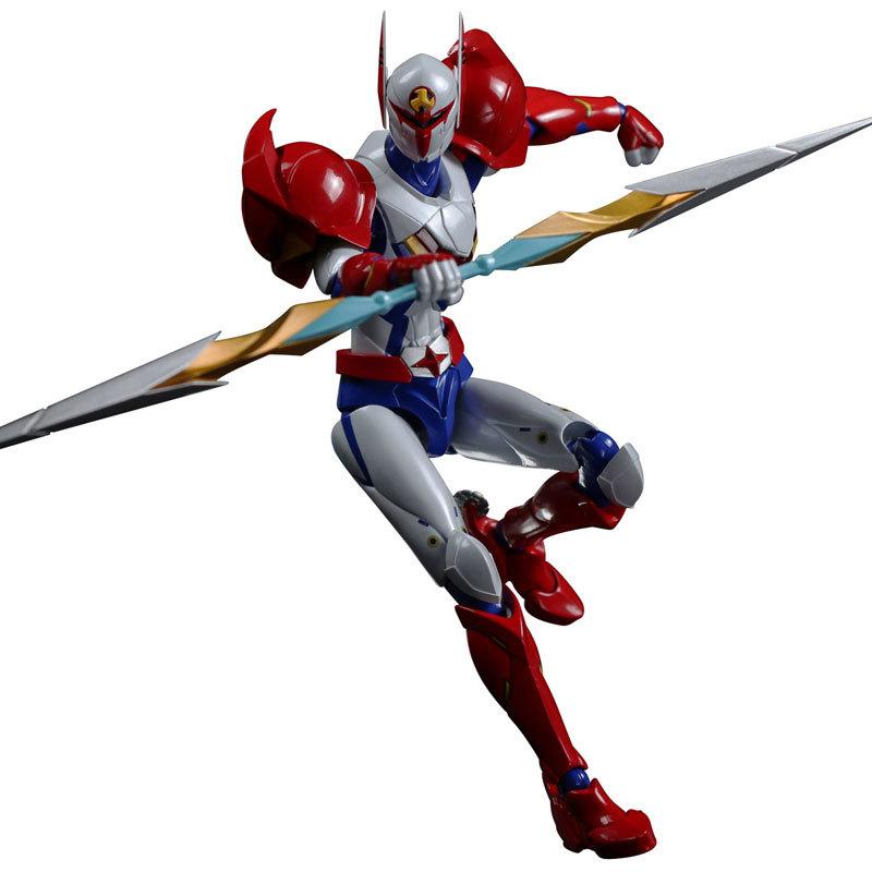 タツノコヒーローズ ファイティングギア Infini-T Force テッカマンFIGURE-033990_01