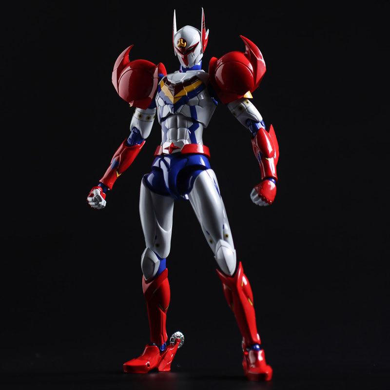 タツノコヒーローズ ファイティングギア Infini-T Force テッカマンFIGURE-033990_02