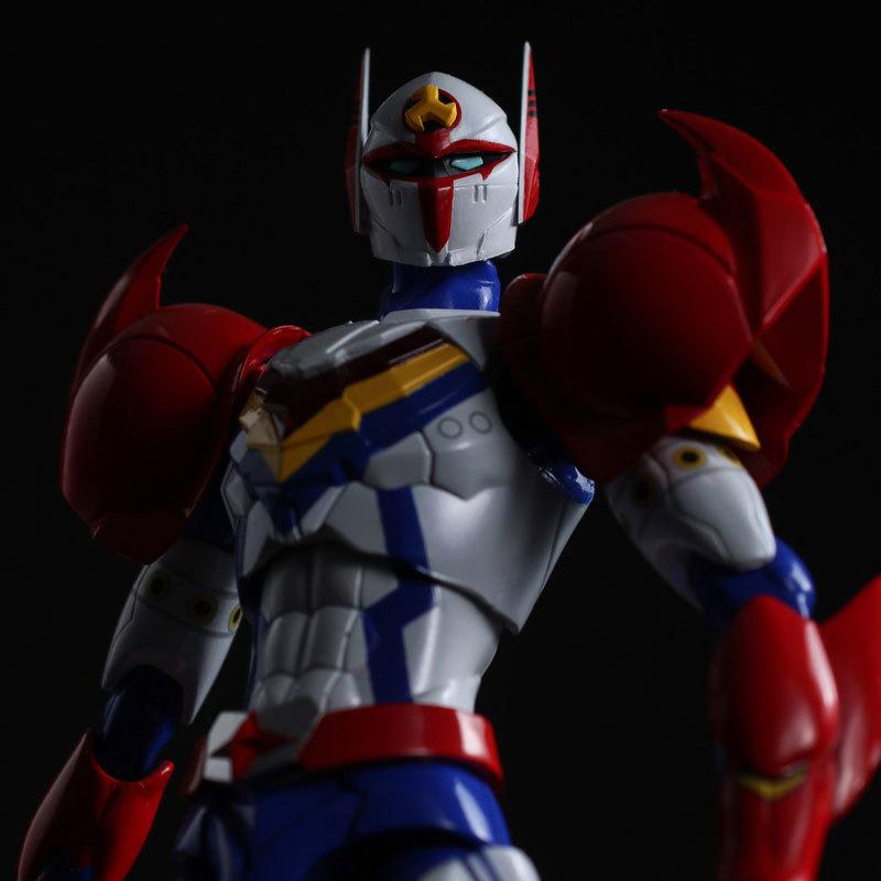 タツノコヒーローズ ファイティングギア Infini-T Force テッカマンFIGURE-033990_03