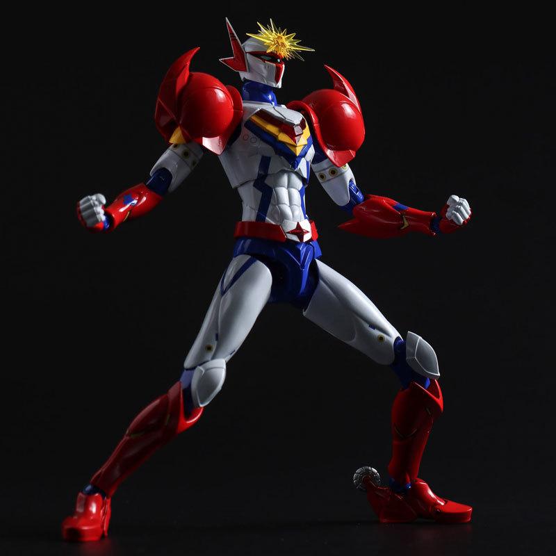 タツノコヒーローズ ファイティングギア Infini-T Force テッカマンFIGURE-033990_04